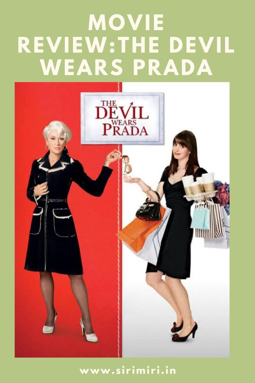 Movie Review_The Devil Wears Prada