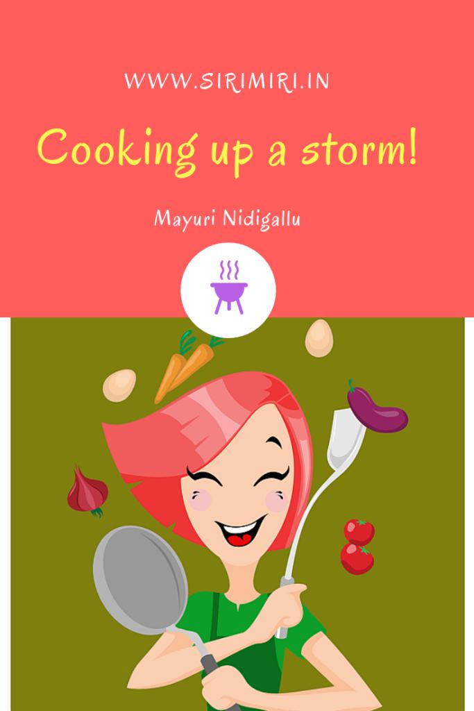 Cooking-Storm-Sirimiri