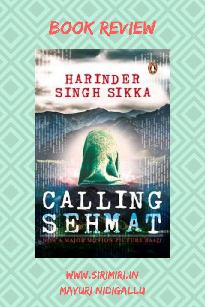 Calling-Sehmat-Book-Review-Sirimiri