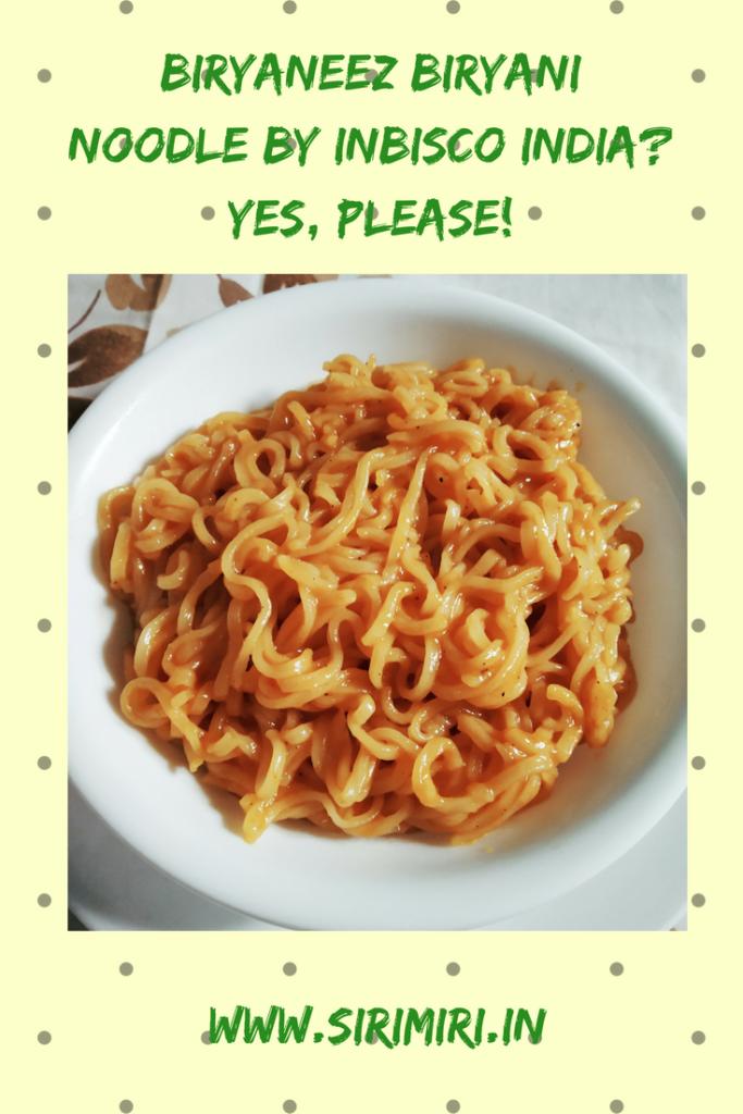 Biryani Noodles Pinterest NEW
