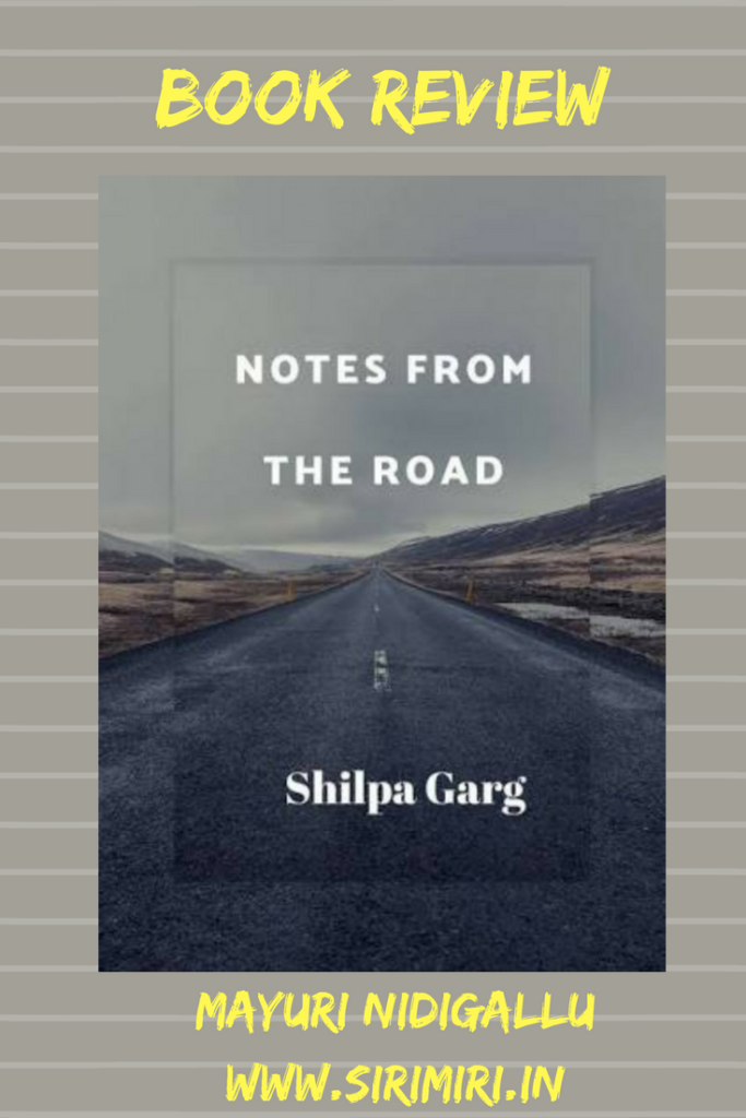 Book -Review-Notes-Road-Garg