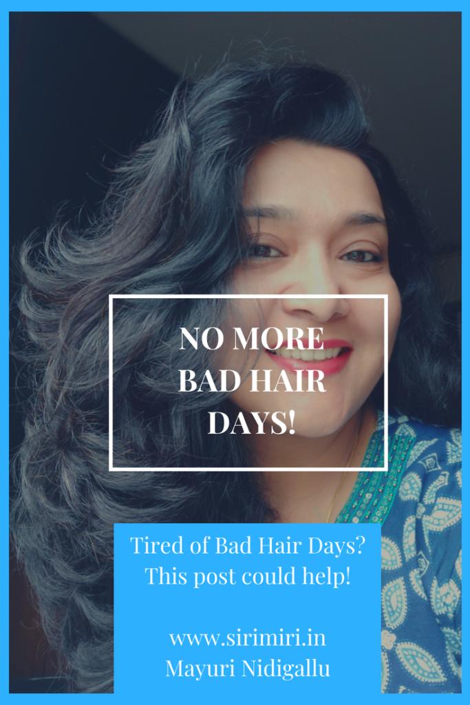No-Bad Hair-Days-Sirimiri
