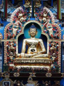 Buddha-Monastery-Coorg-Sirimiri