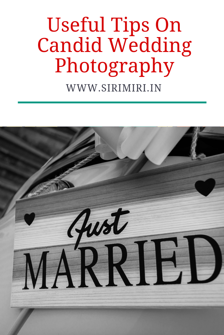 Useful Tips On Candid Wedding Photography