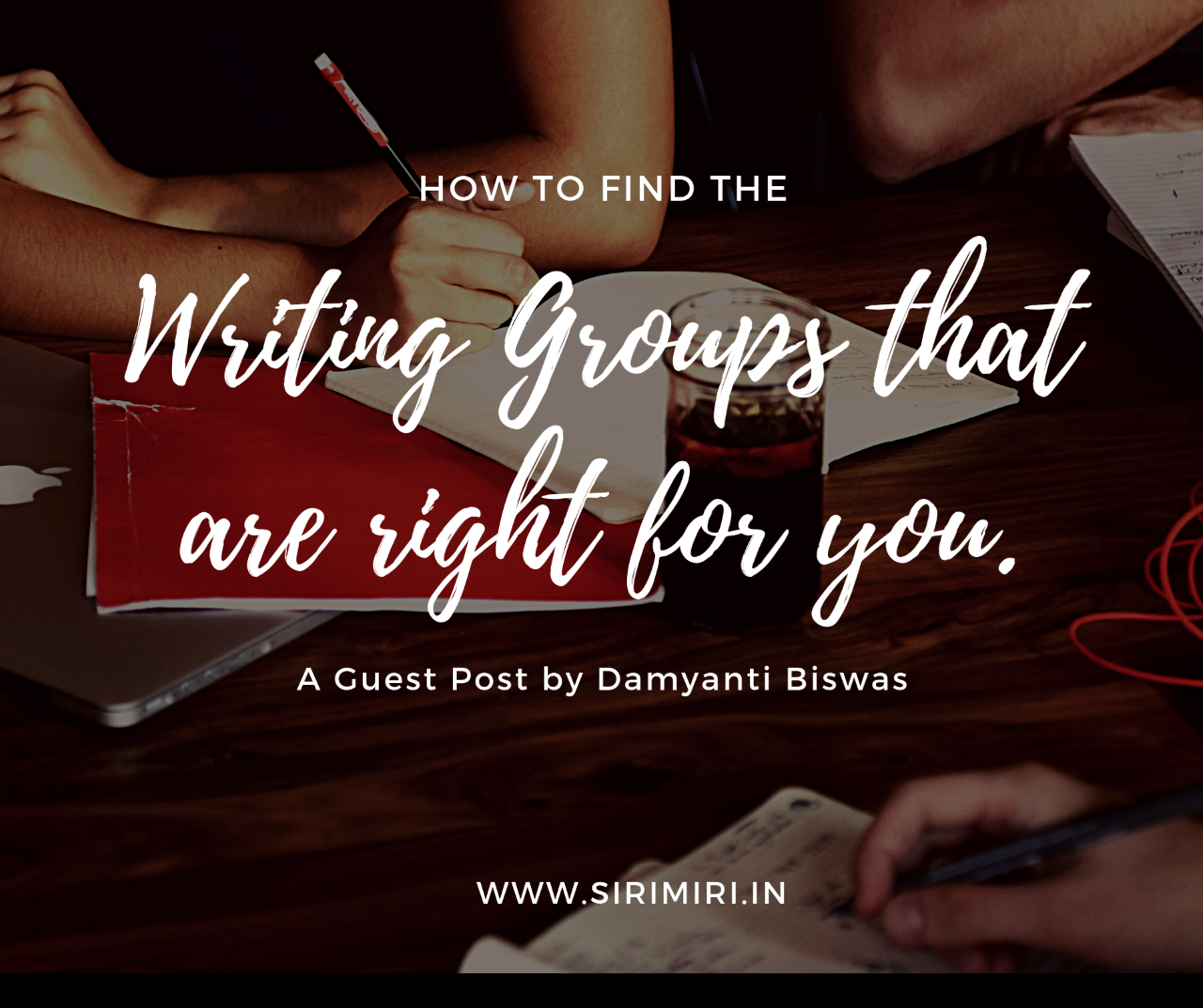 writing-groups-guest-post-damyanti-sirimiri