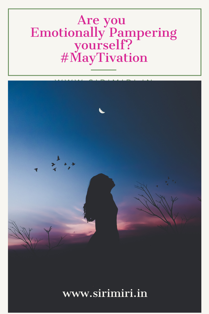 Emotionally-Pampering=Maytivation-Sirimiri