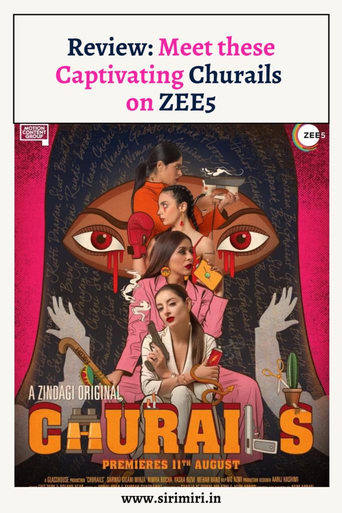 Review_Churails_ZEE5_Sirimiri